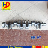 6D107 Engine Crankshaft for Isuzu Kit