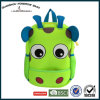 Amazon Hot New Style Children Green Animal Backpack Bag Sh-17070615