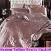 Jacquard Silk Satin for Bedsheet Set