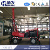 Hf510t Trailer Type Hydraulic Water Well Drilling Rig