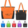 Colorful Polyester Tote Bags for Promotion