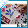 Custom White Adhesive Printing Logo and Pattern Vinyl Sticker