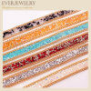Lots of Designs for Hot Fix Rhinestone Strip
