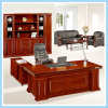 High Quality Natural Painting MDF Wooden Executive Office Table