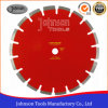 300mm U Slot Laser Welded Diamond Saw Blades for Asphalt Cutting