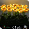 Holiday Outdoor Decoration LED Sunflower Lights