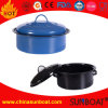 Enamelware Kitchen Cookware Stock Pot