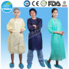 Disposable Nonwoven Gown for Medical Use Ce Approvals