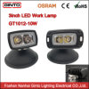 2018 New Flush Mount 10W Osram EMC LED Work Light