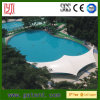 Outdoor Swimming Pool Shade Roof Architecture Tent
