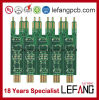 Industrial Control Circuit Board PCB with Enig+Gold Finger
