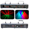 Guangzhou Popular Disco Laser Four Head Red&Green/ Four-Color Beam Laser Light