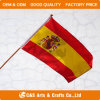 Hot Sale National Advertising Polyester Hand Flag/Banner