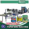 50 Kilogram Kraftpaper Bag Producing Machinery for High Quality Chemical Material