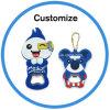 Custom Promotional Bottle Opener Fridge Magnet