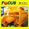 Js4000 4000L Twin Shaft Concrete Mixer