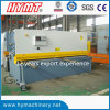 QC12Y-8x2500 Hydraulic Swing Beam Shearing cutting Machine