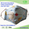 Child Pm2.5 Cartoon Cute Anti-Dust Cotton Face Mask with Respiration