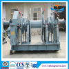 Double Warping End Hydraulic Marine Deck Equipment Windlass with One Drum