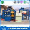 Qt4-18 Automatic Construction Block Machine for Ghana Paver, Concrete Cement Cabro Brick Making Machine