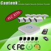 CCTV Security OEM Onvif 4 Channel H. 264 PLC NVR & IP Camera Kits (PLCPG)
