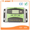 Suoer 12V 24V 30A Solar Intelligent Charging Power Controller (ST-C1230)