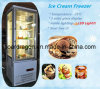 Vertical Ice Cream Freezer Temperature -25degree C