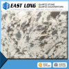 Marble Look Brown Color Artificial Quartz Stone Slabs for Sale