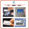 Destructible Egg Shell Paper Security Label Sticker for Electronic Products (ZX-16)