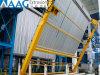 Aluminum /Aluminium Powder Coating Wood Grian Package Line in Zhaoqing Asia Aluminum Factory Co., Ltd.
