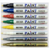 Thin Barrel Permanent Marker with 1.0 mm Tip