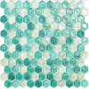 Hotel Decorative Mosaic Glass Tile