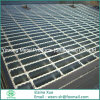 Serrated Non-Slip Steel Grating for Stair