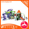 Preschool Kids Outdoor Plastic Playground Set