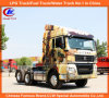 Heavy Duty Sinotruk Sino Truck HOWO 371HP Tractor Trucks 30tons for Pulling Trailer Use