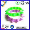 2015 Personalized Shape Silicone Rubber Wristband