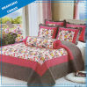 6pieces Cotton Print Bedding Quilt (set)