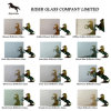 Rider 3mm-19mm Clear Colored Tinted Float Glass/Reflective Glass/Tempered Glass/Laminated Glass/Patterned Glass/Low E Insulated Glass