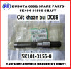 Kubota 688q Shaft