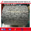 Color Coated Antique Brick Pattern PPGI PPGL Steel Coil