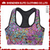 Custom Sublimation Printing Polyester Sports Bra