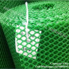 HDPE Poly Plastic Mesh/PVC Green Screen Mesh for Grass Protection