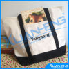 100% Cotton Custom Printed Beach Canvas Bag for Tote Bag
