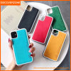 New High Quality Retro Leather Mobile Phone Case for iPhone 11 Case iPhone Xs Max Huawei Nova 3