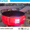 P4mm Flexible LED Display Sign for Column Advertising