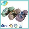 Hot Sale Flower Design EVA Slippers for Girls
