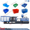 Automatic Plastic Crate Injection Molding Making Machine