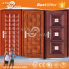 Exterior Security Steel Iron Door / Main Entrance Metal Door