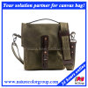 Leisure Waxed Canvas Waterproof Gear Bag for Men