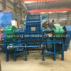Waste Plastic Used Rubber Tires Recycling Machines / Double Shaft Shredder /Truck Tyres Shredder